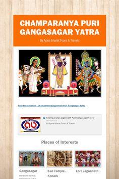 Champaranya Puri Gangasagar Yatra By Apna Bharat Tours & Travels
