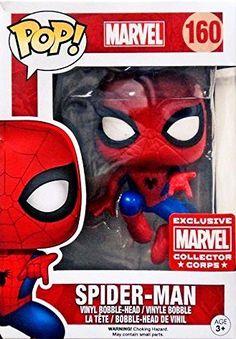Funko Pop Spider-Man