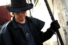The Dresden Files Cosplay