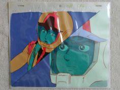 機動戦士ガンダムTV版のセル画セット - ヤフオク!