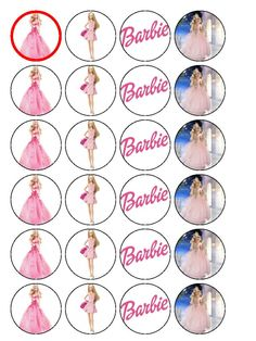 24-x-mixed-barbie-edible-fairy-cake-toppers-577-p.jpg (720×960)