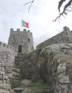 Castelo dos Moros-Sintra Holidays, Nature, Travel, Castle, Holidays Events, Naturaleza, Viajes, Holiday, Trips