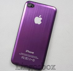 purple iphone case... gorge!