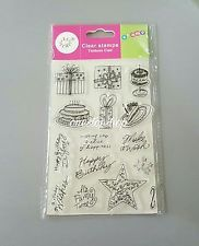 Item image Clear Stamps, Personalized Items, Image