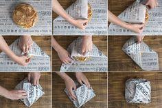 Student: Hornea Bakery — The Dieline   Packaging & Branding Design & Innovation News