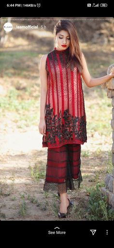 2 Piece Outfits, Red Fabric, Shades Of Red, Aphrodite, Ethereal, Product Description, How To Make, Color Red, I Dress