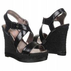 Michael Antonio Galin Sandals (Black) - Women's Sandals - 6.5 M