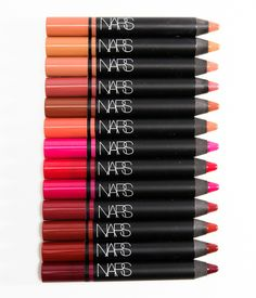Let me know about yourself and your favorite color… #Nars