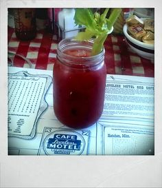 loveless cafe bloody marys Nashville TN