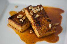 Spice-Crusted Tofu