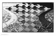 M. C. Escher Pôsters na AllPosters.com.br
