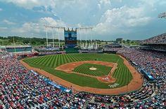 KC Royals Stadium