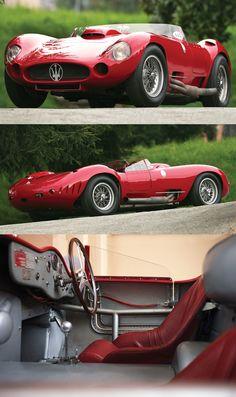 1678 best cars bikes images on pinterest retro cars vintage 1956 maserati 450s prototype fandeluxe Images