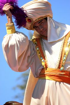 Prince Ali! Handsome is he, Ali Ababwa