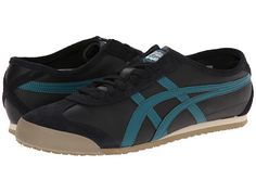 Onitsuka Tiger by Asics Mexico 66® Black/Shaded Spruce - Zappos.com Free Shipping BOTH Ways