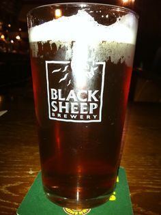 Black Sheep Ale 4.4% - Part of original brewery line up, a powerfully flavoured pint, packs a punch with rich fruit aromas  and a distinctively smooth, bittersweet taste.  Aroma- Masses of hops, orange-fruit and roast coffee maltiness   Taste- Bittersweet in mouth with a dry finish packed with fruity notes and Goldings hops.   A full flavoured, premium bitter with a rich fruity aroma. Plenty of choice Golding hops which give it a roast coffee maltiness  Fencegate Inn Oct'12