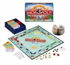 Monopoly Deluxe Edition -- To view further for this item, visit the image link.Note:It is affiliate link to Amazon. #likeforlike