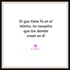 Lunes Positivos – Tener fe #archivo http://blgs.co/j5qbNs