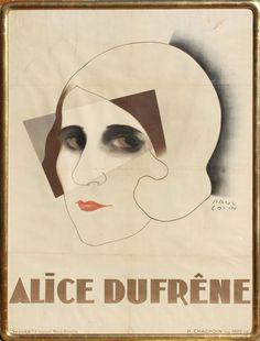 Paul Colin, Alice Dufrene