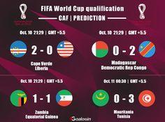 #CAF #FIFA #WorldCupQatar2022 #WorldCupqualification #football #soccer #soccergame #footballtips #footballgame #sport #prediction #livescore #CapeVerde #Liberia #Madagascar #DemocraticRepCongo #Zambia #EquatorialGuinea #Mauritania #Tunisia