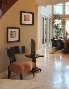 Tile Living Room