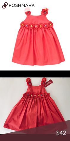 Girls' Clothing (newborn-5t) Gymboree Island Cruise Girls Neon Pink Geo Print Skirt Nwt 2t Clearance Price Clothing, Shoes & Accessories