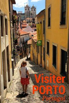 Visiter Porto au Portugal le temps d'un week-end: idées de visites et bonnes adresses