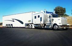 ARI Legacy Sleepers manufactures high-end custom sleepers for semi trucks. Peterbilt 386, Peterbilt Trucks, Customised Trucks, Custom Trucks, Big Rig Trucks, Semi Trucks, Diesel, Model Truck Kits, Big Boyz