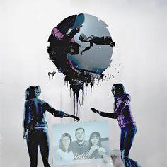Until Dawn   Hannah, Josh & Beth