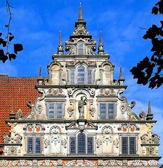 Bremen - Gewerbehaus, Germany