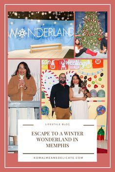 Winter Wonderland, Escape Room, Interactive Photo Experience, Choose 901 #InteractivePhotoExperience #wonderlandmemphis #memphisescaperoom