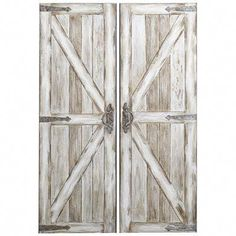 Barn doors today are becoming part of interior decoration in many houses because they are stylish. When building a barn door on your own, barn door hardware kit Rustic Wall Art, Rustic Walls, Rustic Barn, Bedroom Rustic, Metal Barn, Barn Wood, Barnwood Doors, Drawn Art, Cream Walls