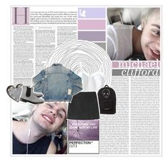 """""""same bed but it feels just a little bit bigger now // battle of the bands - round two"""" by elliebonjelly ❤ liked on Polyvore featuring Seed Design, Creative Co-op, RIPNDIP, AMIRI and Dr. Martens"""