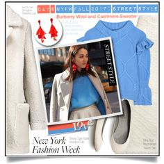 How To Wear Best NYFW Street Style Trend - Day 6 Outfit Idea 2017 - Fashion Trends Ready To Wear For Plus Size, Curvy Women Over 20, 30, 40, 50