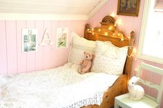 Paint color for girls room