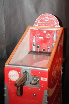 Coca Cola Shooting Gallery