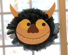 Where the Wild Things Are set of 5 poms by TheLittlePartyShopNY