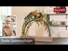 Flower Bouquet Diy, Art Floral, Floral Design, Floral Arrangements, Bloom, Creative, Half Circle, Easter Ideas, Wedding