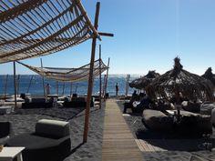 Greece - Santorini beach October 2017 beautiful end of season :*