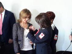 Nombran a Emilia García de Baeza presidenta honoraria de Cruz Roja Delegación Chihuahua | El Puntero