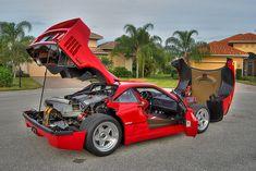 Ferrari F40 #Ferrari