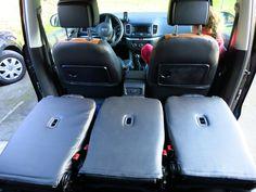 VW  Sharan Autositzbezüge nach Maß gefertigt. Die Sitzbezüge wurden über den Originalbezug der Sitze montiert. Alle Funktionen bleiben nach der Montage weiterhin erhalten. So lassen sich z.B. die Sitze umklappen Hier wurde die Lederlook gesamt Variante ausgewählt. #Sitzbezüge #VW #Sharan #Tuning #Autositze
