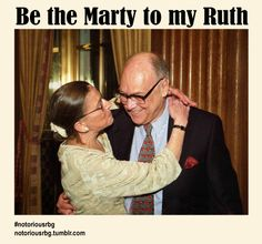 #marriage #RBG #marty