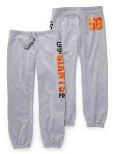 Can't have the hoodie without the sweats=) Love my SF Giants!