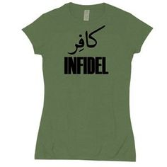 Camping Hiking : Clothing for Women :Women's Cotton Tee's Olive Drab - Infidel M -- Tried it! Click the image. : Camping Hiking: Clothing for Women Army Navy Store, Mens Outdoor Clothing, Outdoor Gadgets, Camping Outfits, Hiking Gear, Outdoor Outfit, Cotton Tee, True Roots, Cots