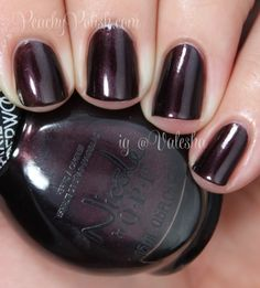 "Nicole by OPI ""Backstage Pass"" - Peachy Polish"