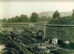 Porte d'Issy, 13 août 1919, photo Charles Lansiaux  Crédits photo : Archives de Paris/Mairie de Paris