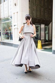 Striped Knits Make a Street Style Comeback on Day 4 of Fashion Week - Fashionista