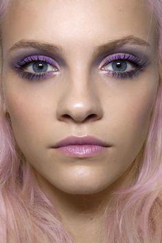 Pastel Makeup Ideas