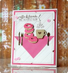 Blog Design Team: Mmmmmm, Donuts!